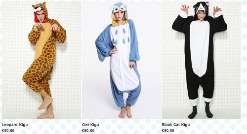 【Kigu动物睡衣】无敌卖萌的Kigu动物睡衣新出20% OFF