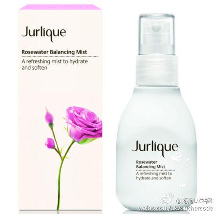 【Jurlique】茱莉蔻玫瑰衡肤喷雾30%OFF