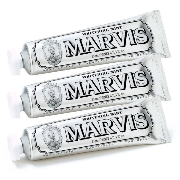 牙膏中的爱马仕【Marvis】玛尔斯牙膏该页面下全线3for2,买2送1~