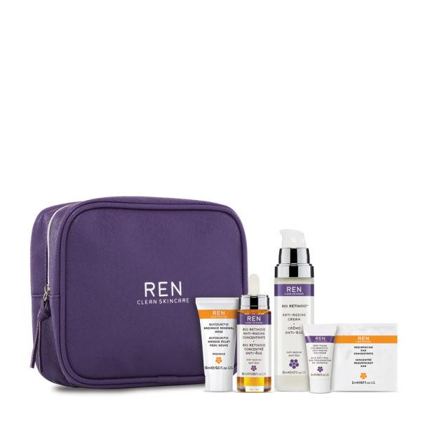 【REN】Anti-Ageing抗衰老套装31%OFF+折上20%OFF