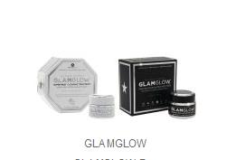 又来了!全球包邮【GLAMGLOW发光面膜】黑白瓶套装折上20%OFF后只需£61