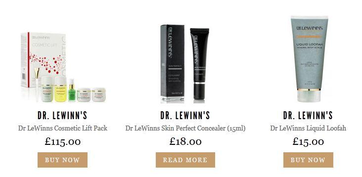 【Dr. LeWinn's】莱文医生全线折上18%OFF