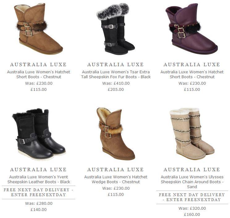 时尚华丽【Australia Luxe】全线50%OFF还全球包邮