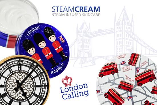 牛尔特别推荐【Steam Cream】蒸汽乳霜超美包装,全线3for2,买2送1