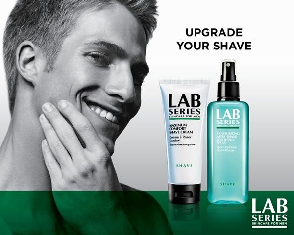 【Lab Series】专业男士护肤全线20%OFF