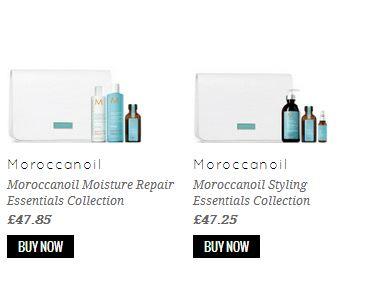 【MoroccanOil】摩洛哥油套装情人节特惠20%OFF