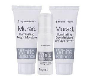 【Murad】慕拉美白亮采套装折上30%OFF只需25镑