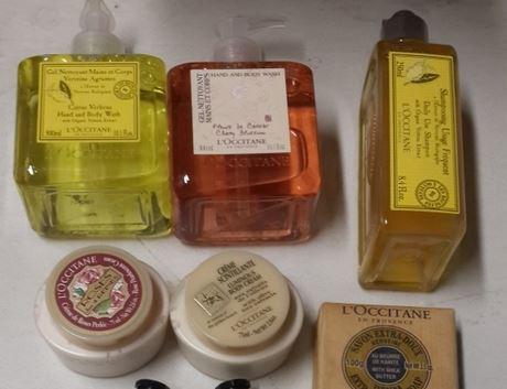 淘来的香喷喷L'OCCITANE 欧舒丹家护手霜, 洗手液!