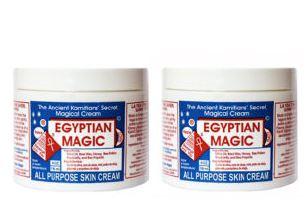 【埃及魔法膏】套装两瓶19%OFF~+折上20%OFF后一瓶才16镑+满65镑送MONU完美肌肤修护霜50ml