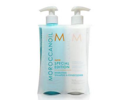 【Moroccanoil】摩洛哥发油大瓶500ML洗护套装42% OFF+折上25%OFF