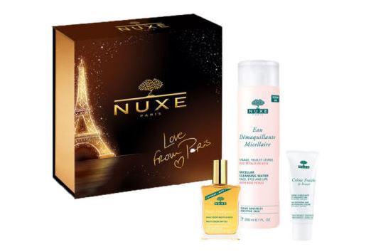 Nuxe Huile Prodigieuse Set欧树神奇护理金油套装折上20%OFF只需要24镑