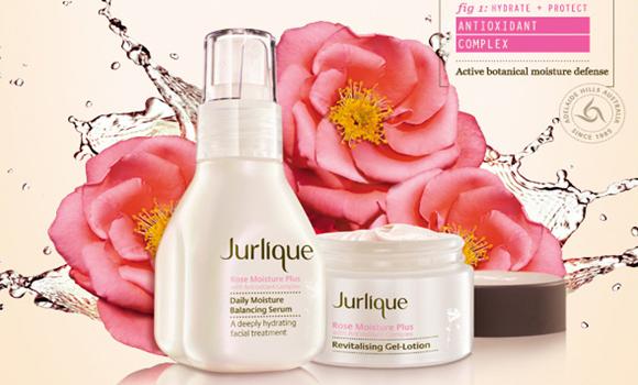 新品速递—Jurlique茱莉蔻玫瑰精华液+玫瑰啫喱面霜