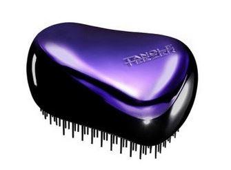 超炫!Tangle Teezer防脱顺发梳子电光紫20%OFF后只需9.8镑