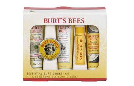 Burt's Bees 小蜜蜂婴儿护肤基础5件套套装20%OFF只需10镑