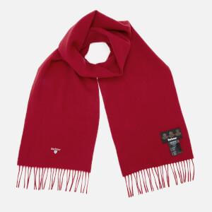 【Barbour】羊毛围巾7折