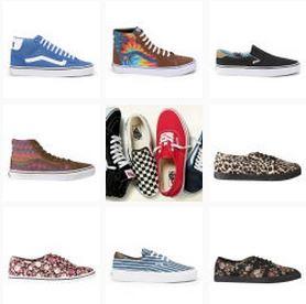 Allsole家【Vans】帆布鞋14新款该页面下特卖Up to 50%OFF