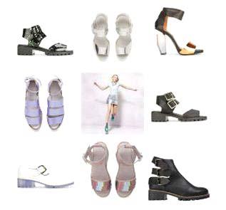 Allsole家【Miista】复古鞋该页面下几乎全部60%OFF