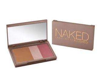 【Urban Decay】Naked Flushed腮红高光修容彩妆盘25%OFF只需16.5镑