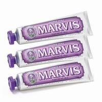 【Marvis】玛尔斯牙膏紫色茉莉味20%OFF+折上25%OFF,一支才3.3镑