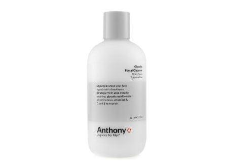 男人洗面奶【Anthony Logistics Glycolic Facial Cleanser】安东尼果酸洁面30%OFF