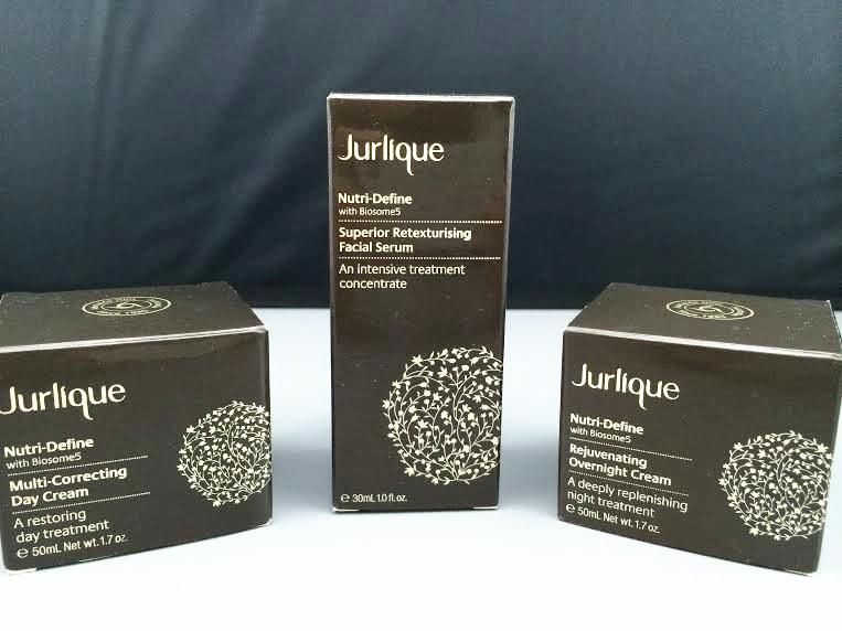 抗皱抗衰老—Jurlique全新焕活修护Nutri Define系列上市!