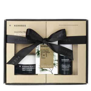 【Korres 】Black Pine珂诺诗黑松套装只需£21.75 +满55镑送美黑套装