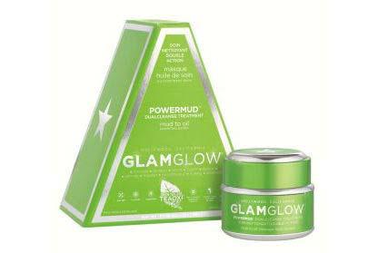 绿瓶【GLAMGLOW发光面膜】POWERMUD绿瓶卸妆清洁面膜套装3for2+折上15%OFF+送Balance Me套装
