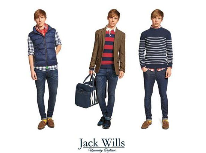 英伦时尚【Jack Wills】杰克 威尔官网Summer Sale升级至Up to 60% OFF