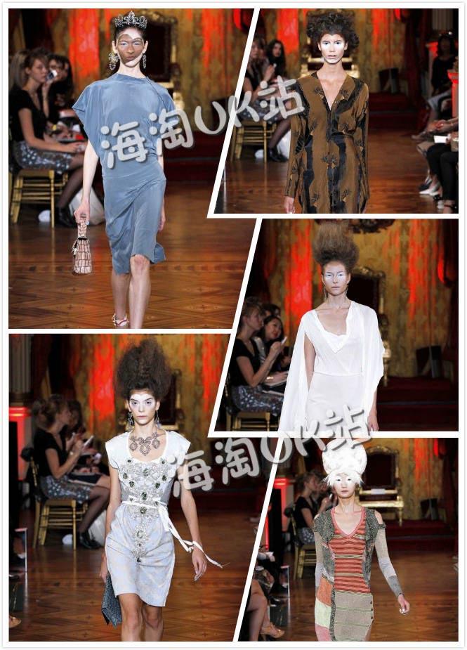 【Vivienne Westwood】西太后包包首饰全场30%OFF