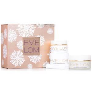 【EVE LOM】Ultimate保湿套装(卸妆膏+保湿面膜+晚霜)折上20%OFF只需£112