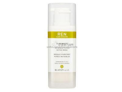 【REN】Clarimatte Invisible Pores Detox多元矿物排毒面膜买2送1+折上25%OFF