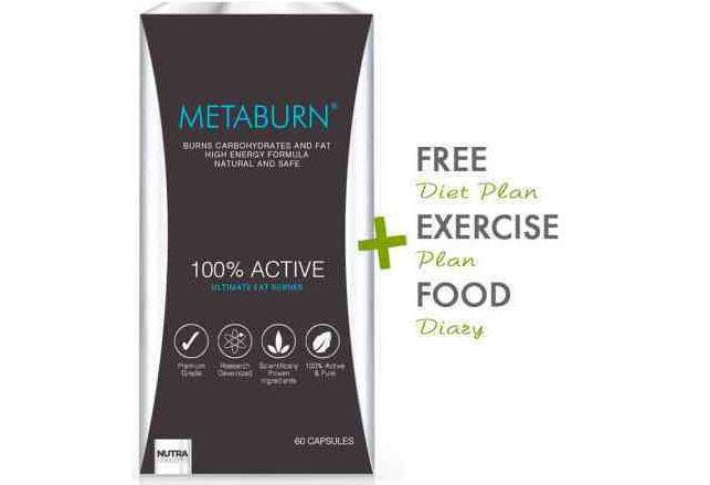 【MetaBurn】减肥药Up 40%OFF+买一送一,相当于50%OFF