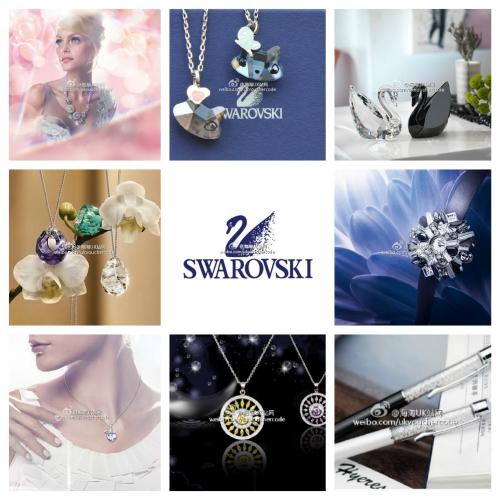 全球包邮【Swarovski】施华洛世奇新款上线,部分还有特卖