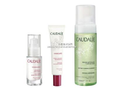【Caudalie】欧缇丽大葡萄Dry Skin套装20%OFF+折上20%OFF只需£42.24