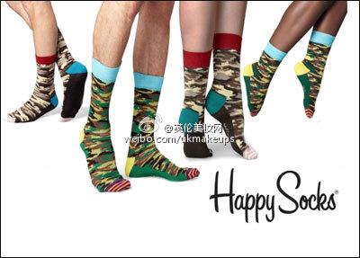 【Happy Socks时尚彩袜】官网全场30% OFF