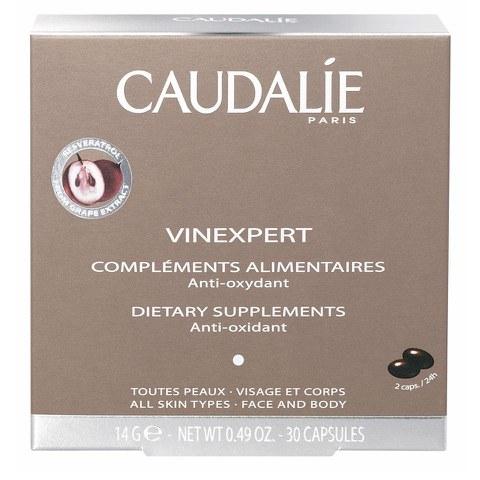 【CAUDALIE】Vinexpert欧缇丽葡萄籽胶囊3for2