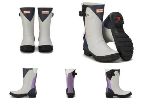 【Hunter】小清新雨靴30%OFF+折上30%OFF只需£68.6