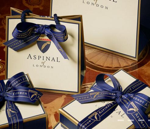 优雅皇室范【Aspinal of London】新款全线35%OFF