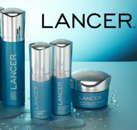 【Lancer】护肤品全线30%OFF