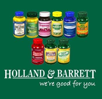 【Holland & Barrett】Omega 3鱼油胶囊60% OFF只需£9.99