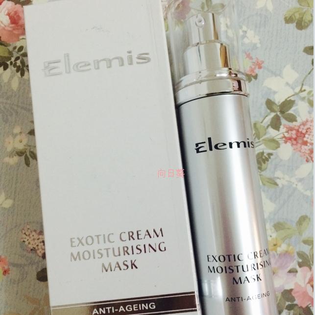 【Elemis】Exotic深层滋润面膜3for2+折上20%OFF只需18.67镑~