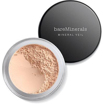 【bareMinerals】2017圣诞高颜值 Mineral Veil 定妆散粉15%OFF+折上30%OFF+赠品