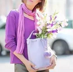 【Grafea】水桶包紫色补货,现在25%OFF