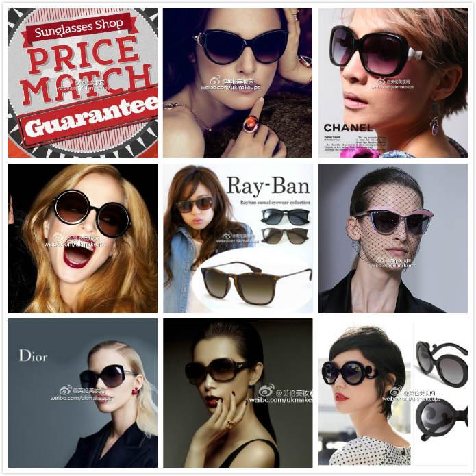 【Sunglasses Shop】大牌墨镜全线25%OFF