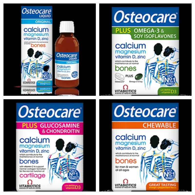 【Vitabiotics】Osteocare液体钙3 FOR 2+折上10%OFF