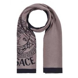 【Versace】范思哲奢华经典logo围巾55%OFF
