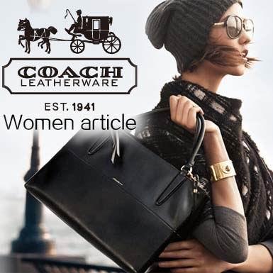 【Coach】全线低至4折