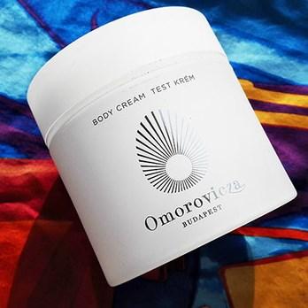 干燥季节的温柔抚慰——目前我最喜欢的身体乳霜 Omorovicza Body Cream