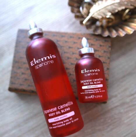 【Elemis】Japanese Camellia Oil 日本山茶花润肤油3for2+折上25%OFF
