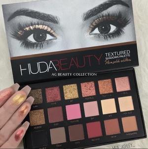 1盘免邮【Huda Beauty】欧盟外地址是退税17%,相当于8.3折
